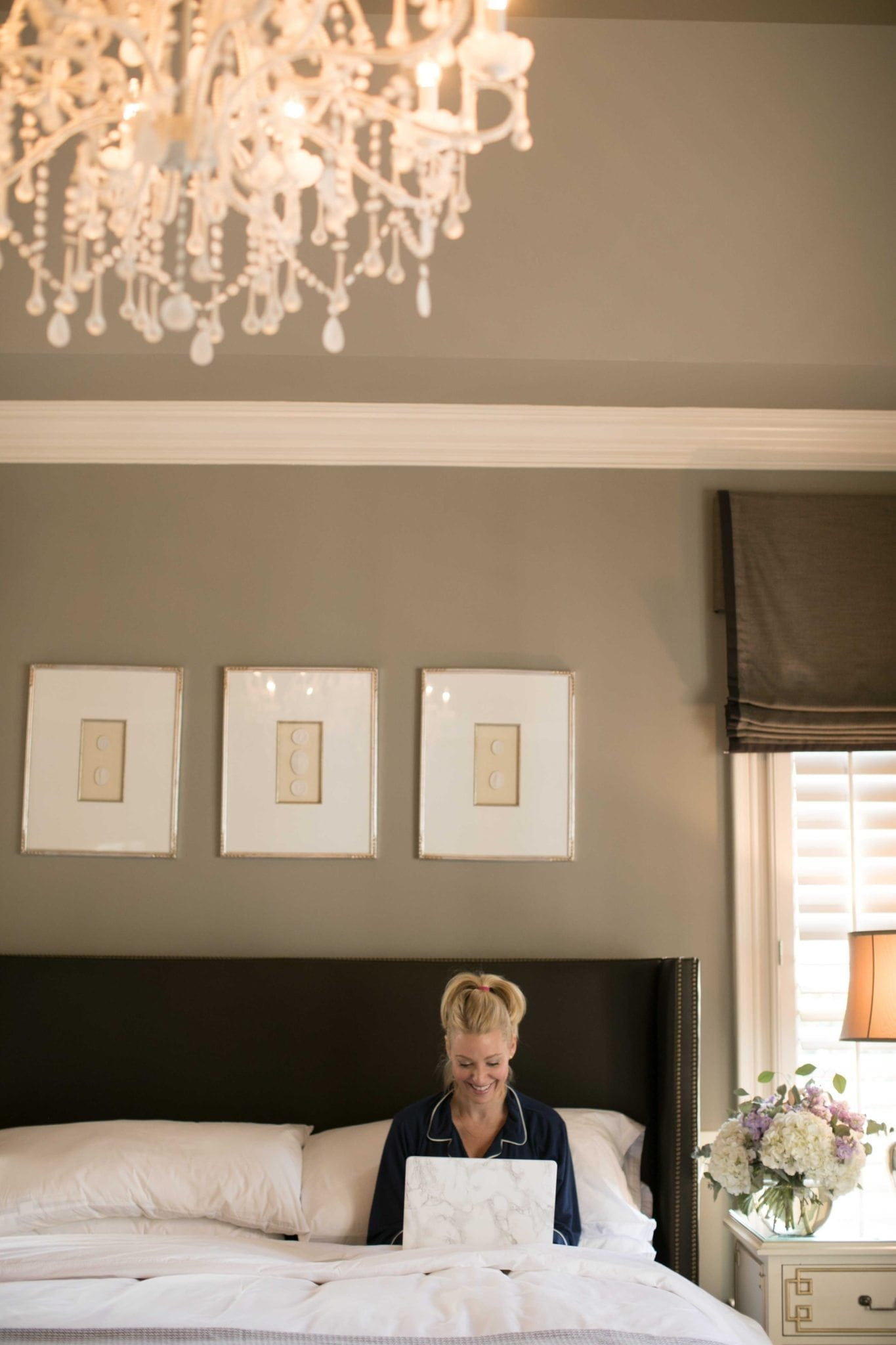 See It On Walls Benjamin Moore Classic Gray Paint