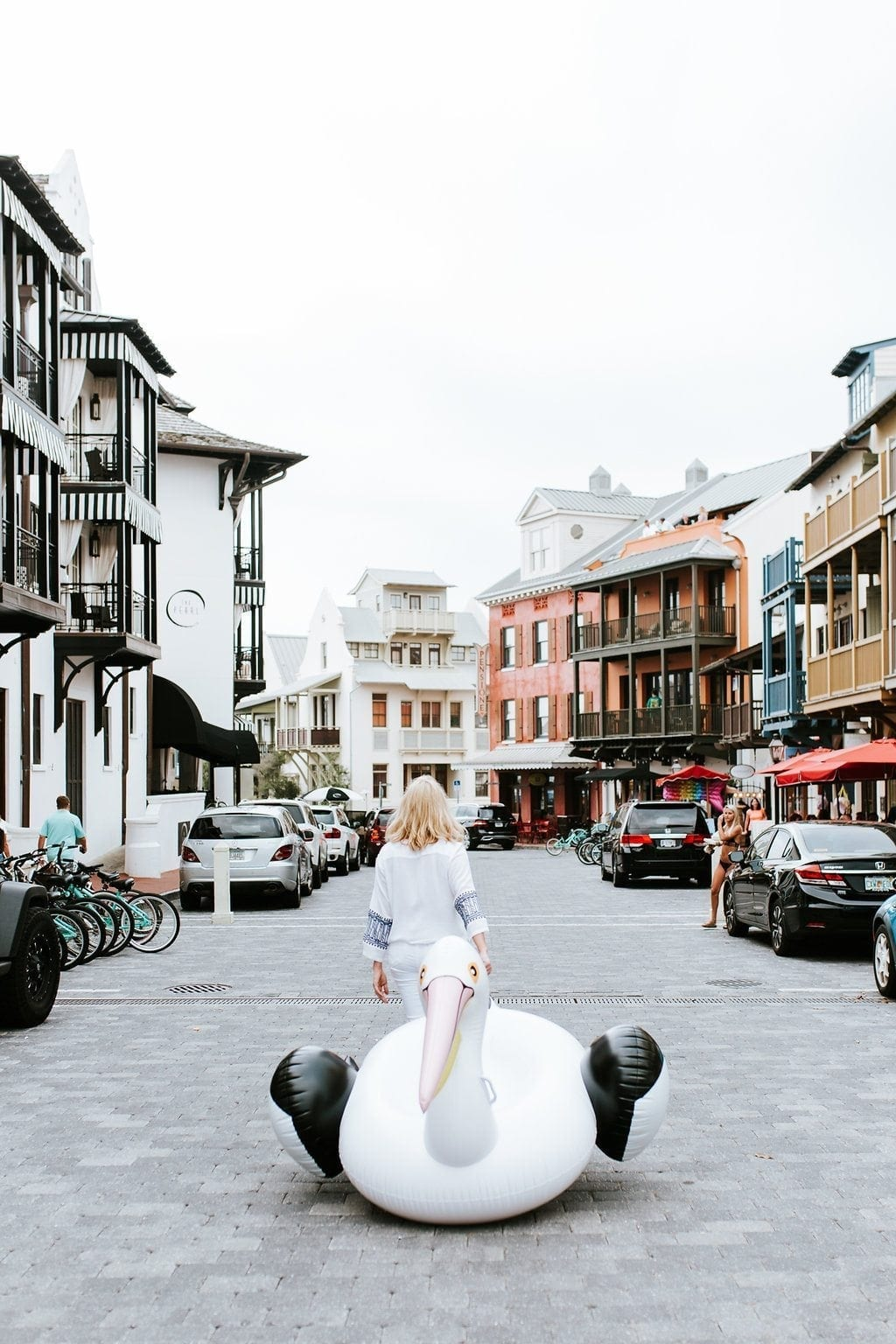 Rosemary Beach shops and dining recommendations.