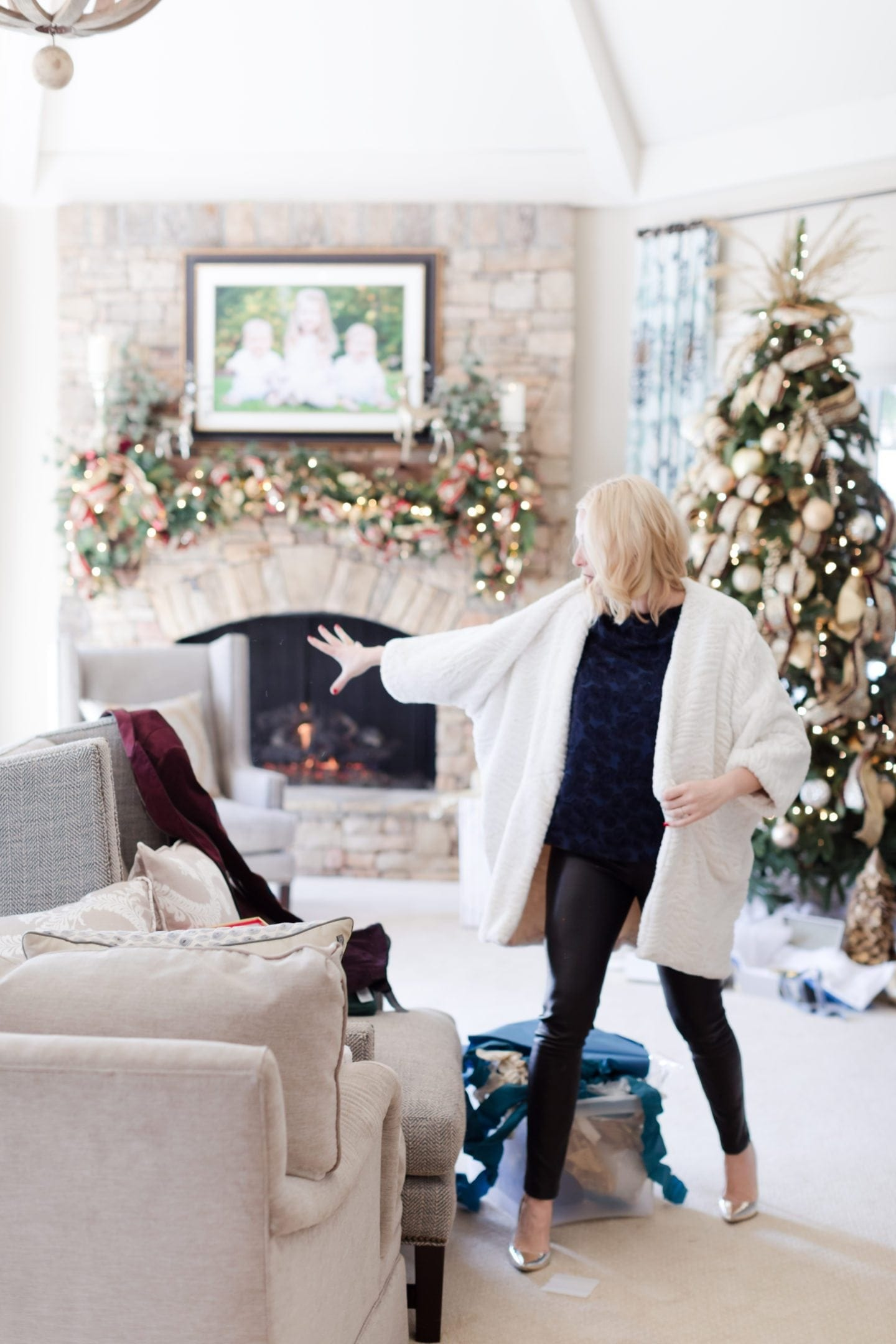 Blogs for Moms and women over 30. Christmas home ideas.