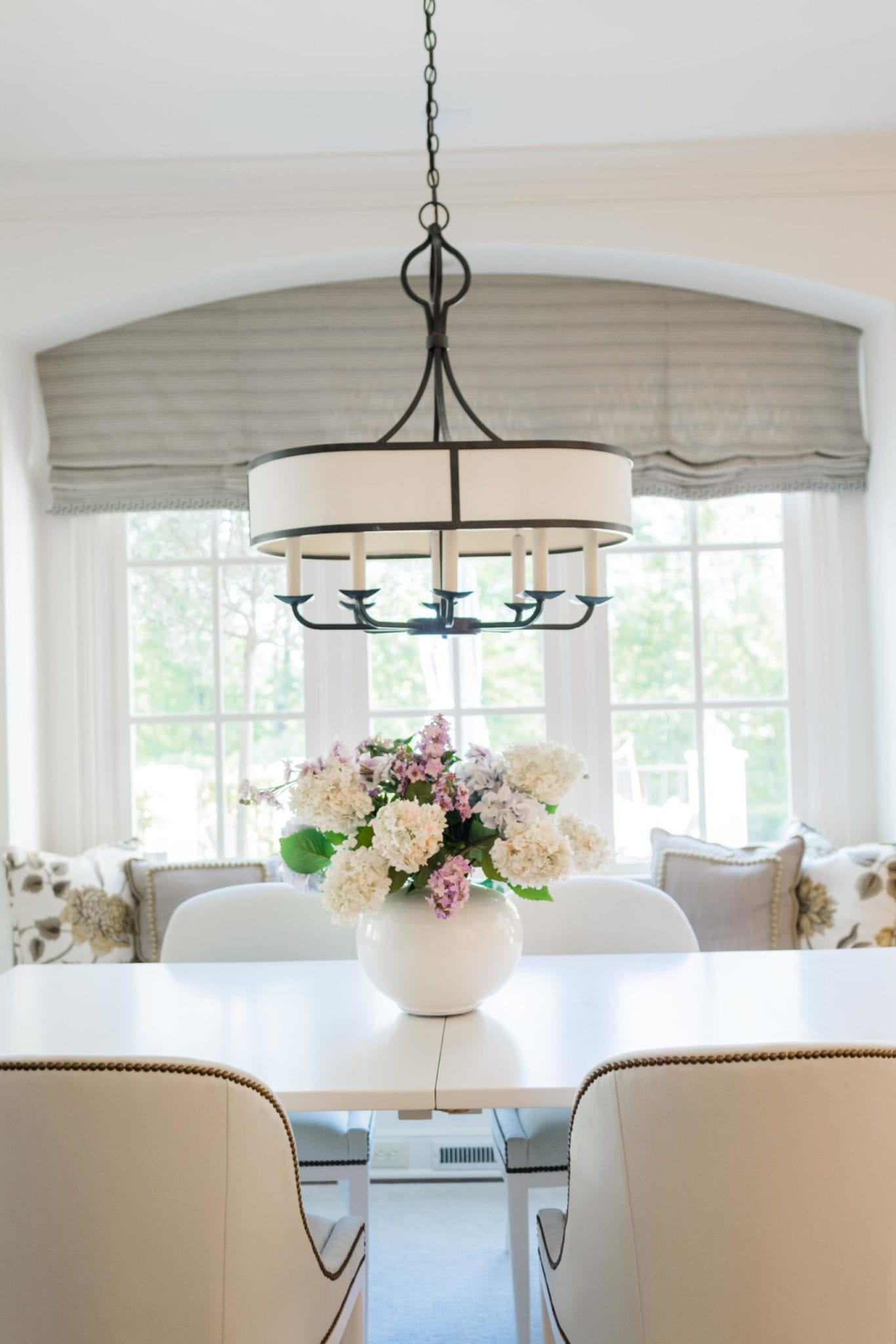 How to create an arrangement with hydrangea