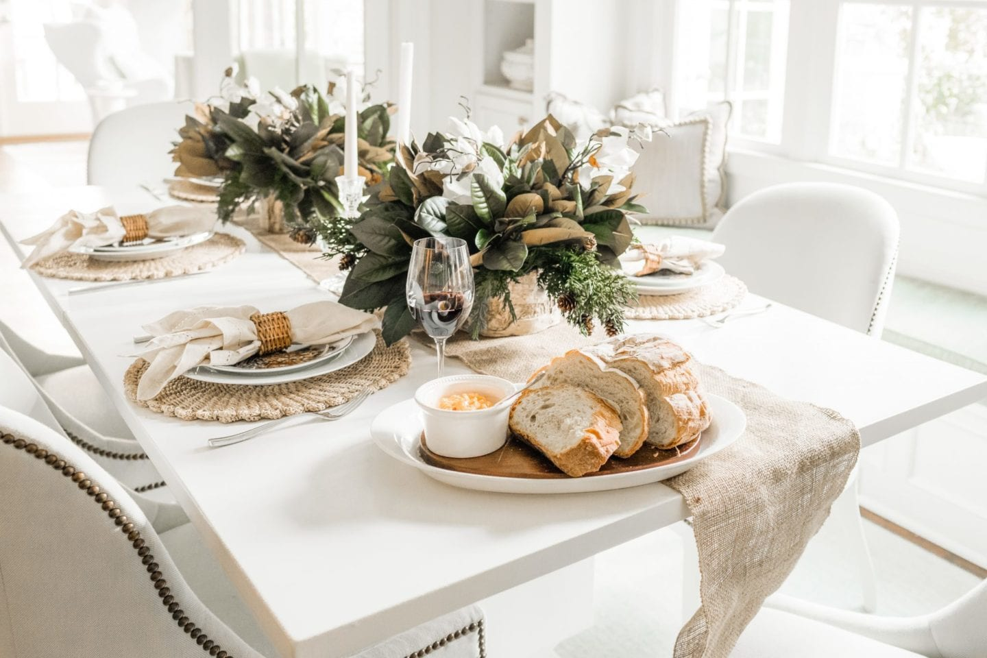 How to set a Thanksgiving table affordably and easily!