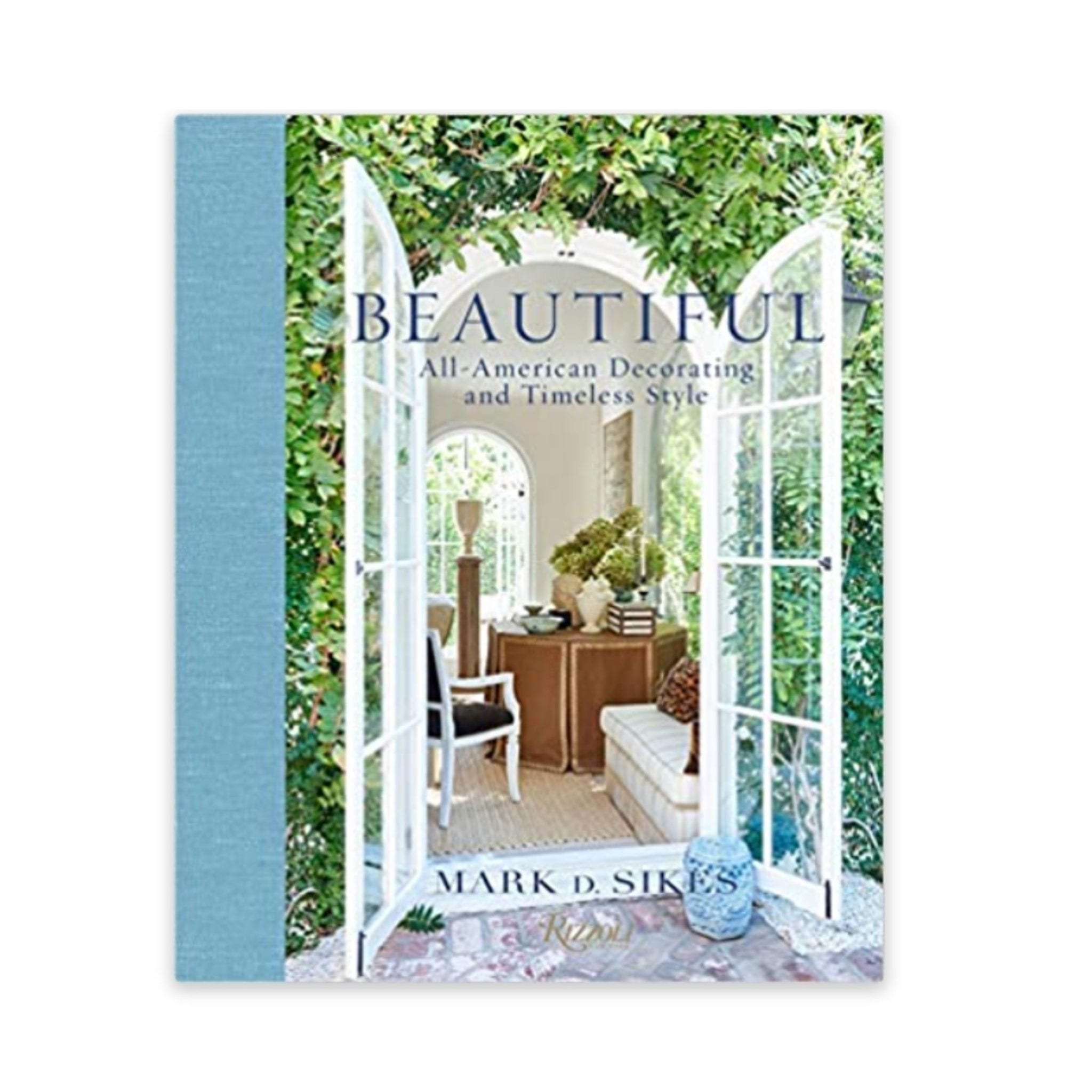 Mark D. Sikes Coffee Table Book