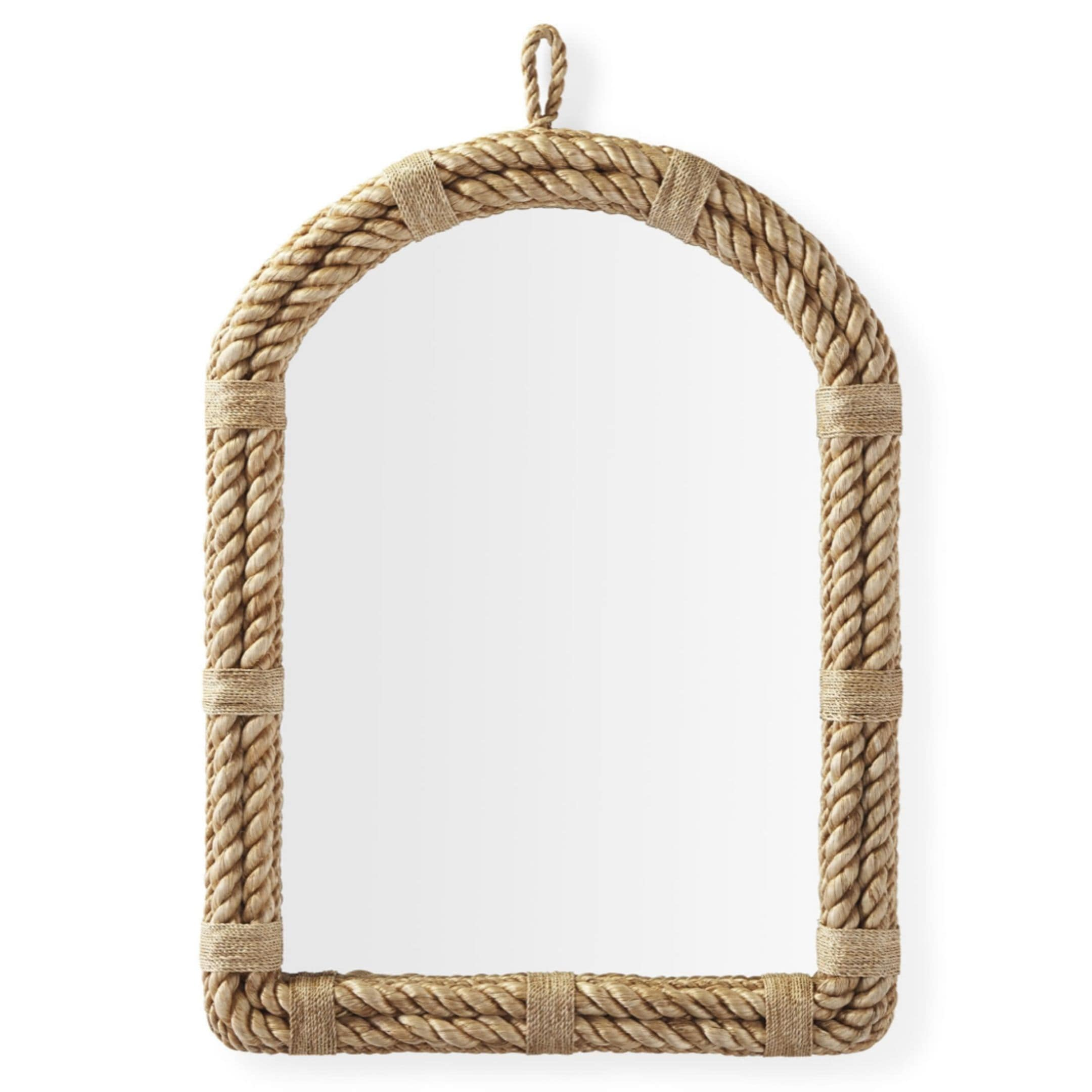 Serena and Lily Rope Mirror