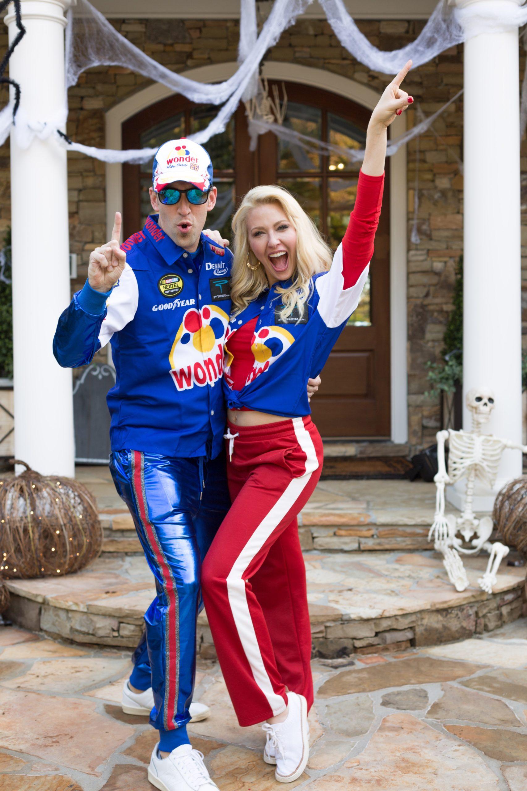Talladega Nights Couples Costume